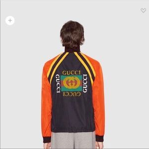 Gucci Jacket Black , Red , Yellow